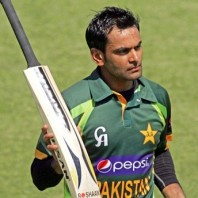 Mohammad Hafeez - Third hundred of the ODI series