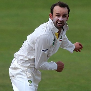 Nathan Lyon - Star performer with five wickets