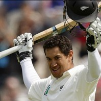 Ross Taylor - consecutive Test ton
