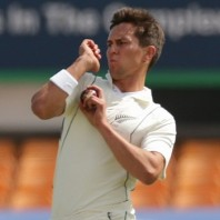Trent Boult - Career's best bowling figures of 10-80