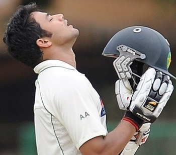 Azhar Ali - A match winning hundred