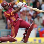 Dwayne Bravo - Led his side from the front with a ton
