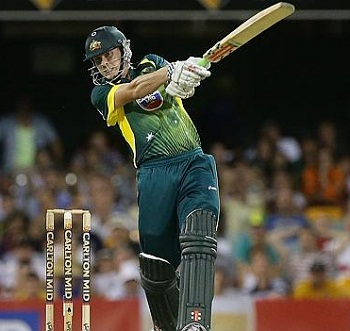 James Faulkner - Snatched victory from England