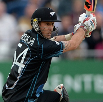 Luke Ronchi - Player of the match