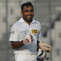 Mahela Jayawardene - A mighty unbeaten knock of 203
