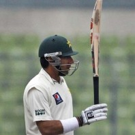 Misbah-ul-Haq - Missed his ton by just three runs