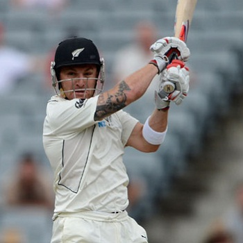 Brendon McCullum - 2nd double hundred