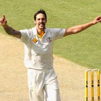 Mitchell Johnson - Career's best bowling figures of 12-127