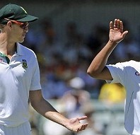 Morne Morkel and Vernon Philander - Destroyed the Australian batting