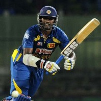 Thisara Perera - A match winning unbeaten knock of 80
