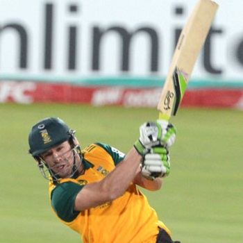 AB de Villiers - Aggressive knock of 69 runs