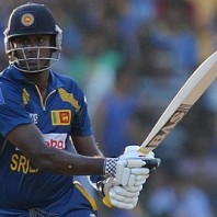 Angelo Mathews - A match winning unbeaten knock of 74