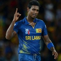 Angelo Mathews - Player of the match