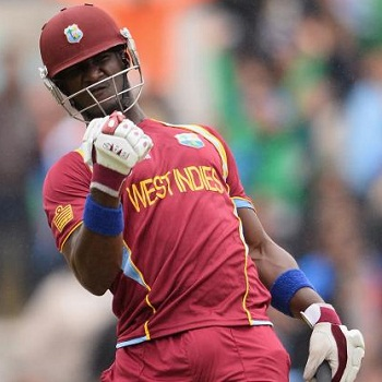 Darren Sammy - Led from the front with an aggressive knock