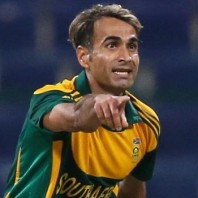 Imran Tahir - A match winning bowling figures of 4-21