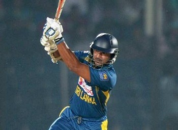 Kumar Sangakkar - Enjoying a great form