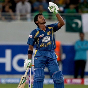 Kusal Perera - A match winning knock of 61