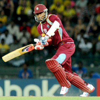 Marlon Samuels - Excellent all round performance