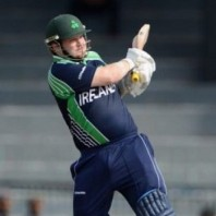Paul Stirling - Excellent knock of 60 from 34 mere balls