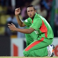 Shakib Al Hasan - Excellent bowling spell of 3-8