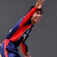 Shakti Gauchan - A match winning bowling spell of 3-9