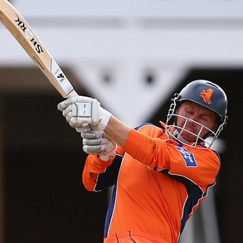 Stephan Myburgh - 63 off 23 mere deliveries