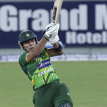 Umar Akmal - A sizzling knock of 94