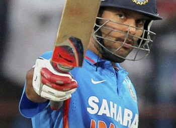 Yuvraj Singh - Still a lot to come from him - Sachin Tendulkar