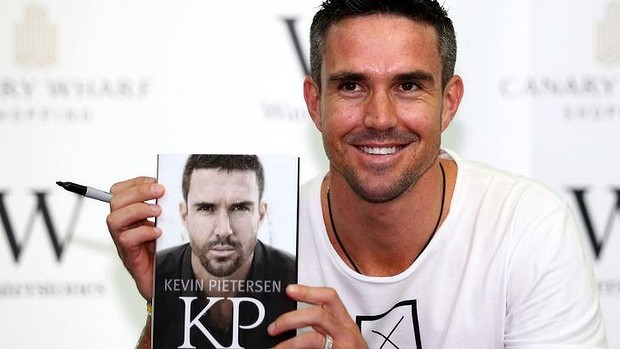 Kevin Pietersen Autobiography