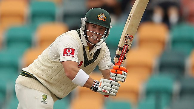 Player of the match David Warner's maiden century couldn't save Australia from defeat against New Zealand in the 2nd and Final Test at staged at Bellerive Oval, Hobart