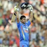 India Wins Besides Thundering Batting by Kieron Pollard