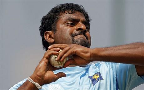 Muttiah Muralitharan - The highest wicket taker