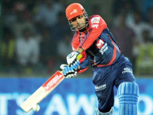 Virender Sehwag has the highest strike in IPL