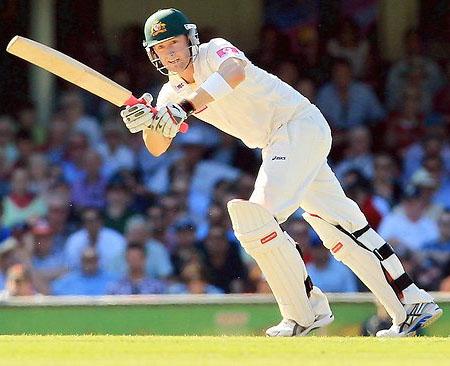 Michael Clarke unbeaten 251 runs helped Australia to score 482 runs