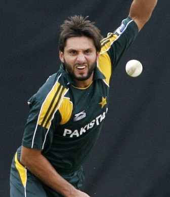 Shahid Afridi - The Highest Wicket Taker in T20 Cricket