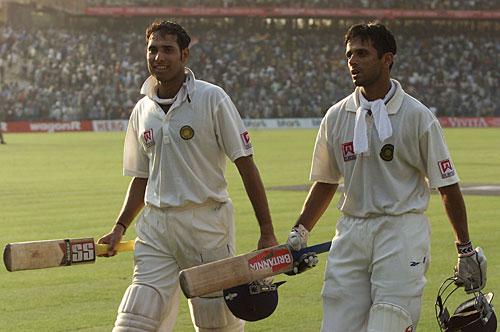 Can V V S Laxman and Rahul Dravid repeat 2003 success at Adelaide Oval