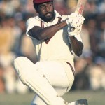 Vivian Richards holds the Fastest Test Century record in Test Cricket