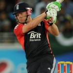 Jonny Bairstow flashed away Pakistan in the second T20