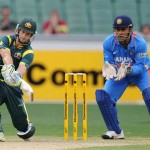 Australia slams India in the inaugural ODI