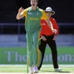 Morne Morkal demolished New Zealand in the second ODI