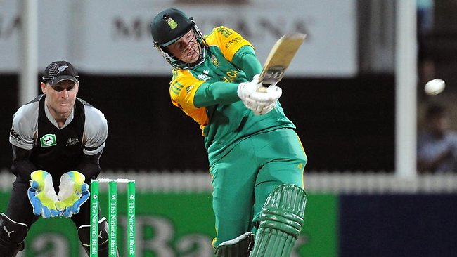 Richard Levi scored fastest century in T20