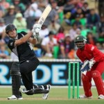 Nicol ton leads New Zealand to successive victory vs. Zimbabwe