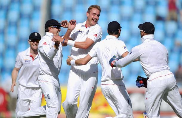 Stuart Broad broke Pakistan's back in the 3rd Test at Dubai