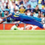 Sri Lanka cornered Australia