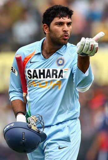 Yuvraj Singh - India's match winning all-rounder