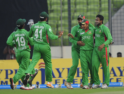 Bangladesh - emerging as a strong unit in international cricket