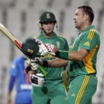India unlucky to lose the only T20 vs. South Africa due to rain