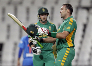 Colin Ingram and Jacques Kallis - thrashed 119 runs for the second wicket