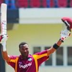 Kieron Pollard ton led West Indies to a comfortable victory over Australia – fourth ODI
