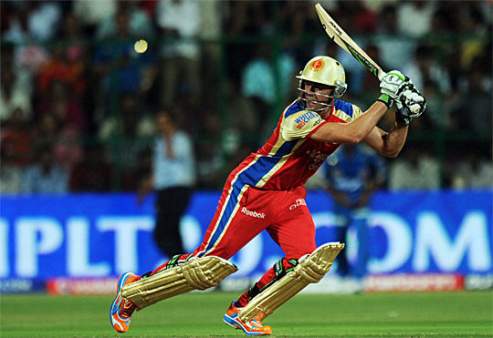 AB de Villiers - Thundering knock of 64* from 42 balls